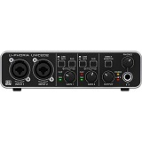 BEHRINGER Audio Interface [UMC202] - Audio Interface
